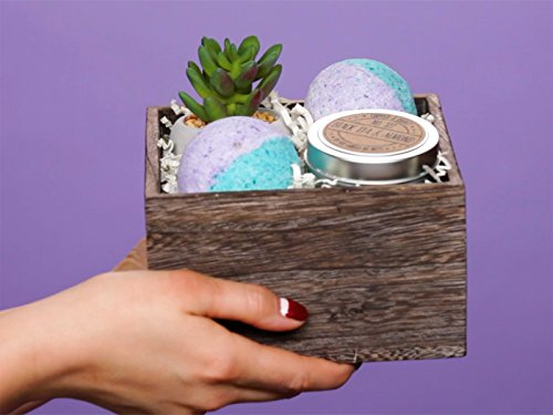 Give the Cure to Any Bad Day: DIY Bath Bombs