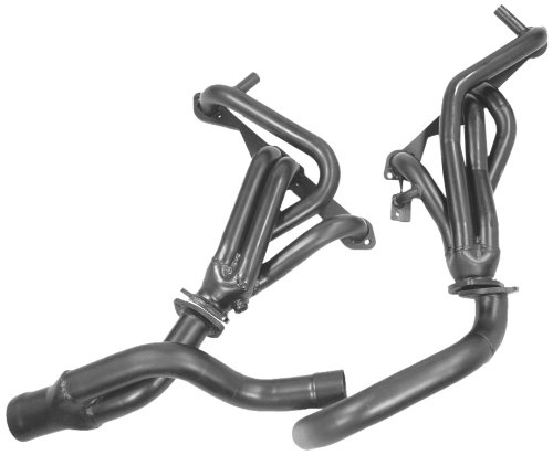 System Camaro Exhaust Pacesetter (PaceSetter 70-1335 Black Shorty Exhaust Header)