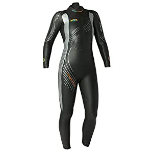 blueseventy 2019 Women's Thermal Reaction Triathlon Wetsuit – for Cold Open Water Swimming – Ironman & USAT Approved