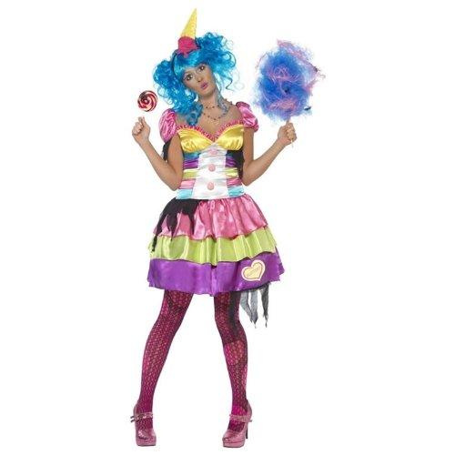 Smiffy's Women's Gluttony Seven Deadly Sin Fancy Dres Costume Women: UK 16-18 Multicolor