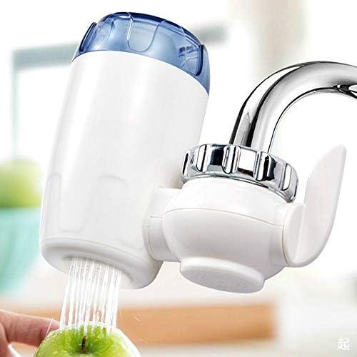 Wasser Filtersystem Prämie Wasserfilter Wasserhahn Tischwasserfilter Mit Wasser Filterkartuschen Küchenzubehör Passt Standard Armaturen Faucet Filters Für Gesunder Lebensstil