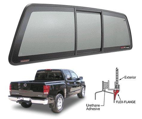 Powr Truck Slider - CRL 2004+ Nissan Titan