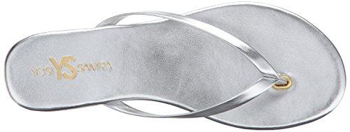 Silver Women's Rivington Flip Yosi Flop Samra PXqnw4