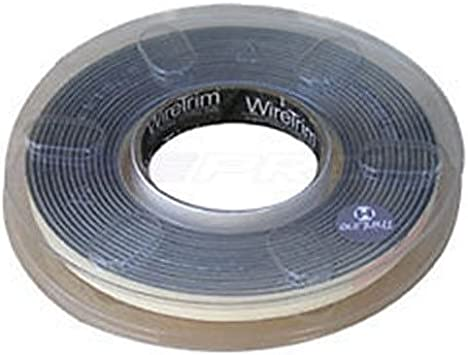 Als Liner TOOWT 100 Lineal Feet Heavy Duty Edge Wire Tape Simple and Easy to Use Always Creates Clean Cut Lines for Bed Liner Installs