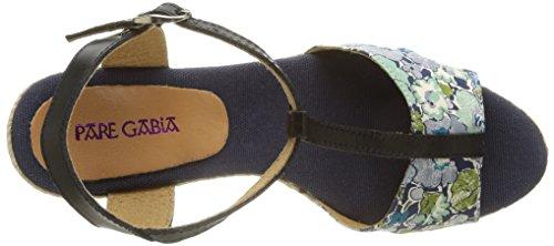 Pare Gabia Mirage, Women's Sandals Blue (Navy)