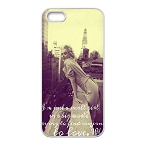 marilyn monroe miami heat Phone Case for iPhone 5S Case