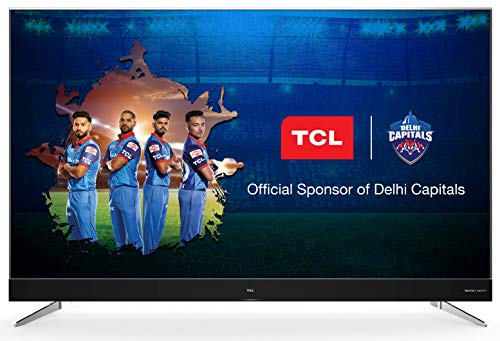 TCL 4K Ultra HD Smart Certified Android LED TV L65C2US