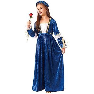 Rubie's Juliet Child Costume: Toys & Games