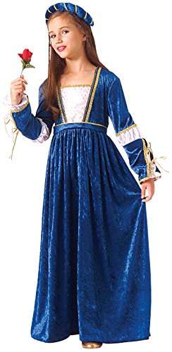 Rubie's Costume Co Juliet Costume, Large (Renaissance Halloween Costume)