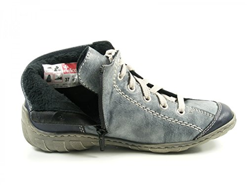 Rieker - botas clásicas Mujer ozean/ozean/pazifik / 14