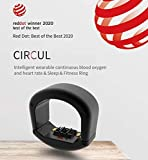 BodiMetrics CIRCUL Sleep and Fitness Ring - Tracks