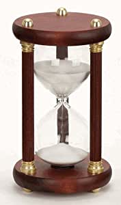 Amazon Com 30 Minute Hourglass Glass Sand Timer With