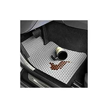 Ivory Lexus LS430 Lloyd Mats All Weather Rubber Floor Mats Front and Rear Set 2001 01 2002 02 2003 03 2004 04 2005 05 2006 06