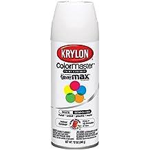 Krylon K05150807 Paint Spray Semi Gloss White