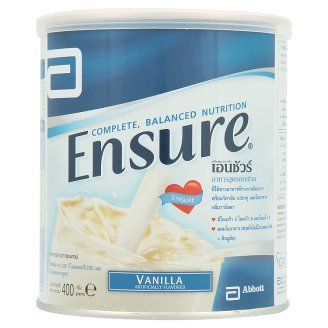 [Wazashop] Ensure a Complete and Balanced Nutrition for Adults and Elderly Vanilla Flavored 400g (Pack of 2) by Ensure