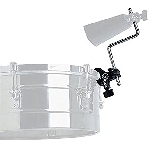 Latin Percussion LP592B Claw for Percussion - Bass Drum Hoop Mount Cowbell