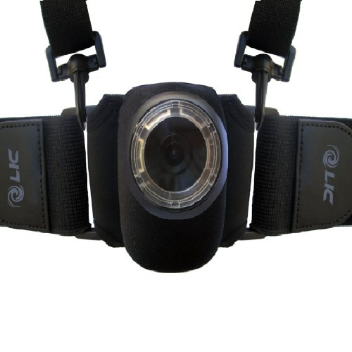 Series Body Mounts for Xtreme Sport Cameras (Black) ()