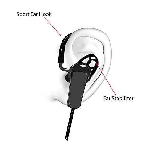 jarv nmotion bluetooth headphones black import it all. Black Bedroom Furniture Sets. Home Design Ideas