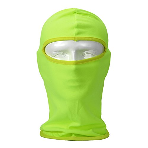 Bicycle Ski (Candy Color Ultra Thin Ski Face Mask Under A Bike/Football Helmet -Balaclava)