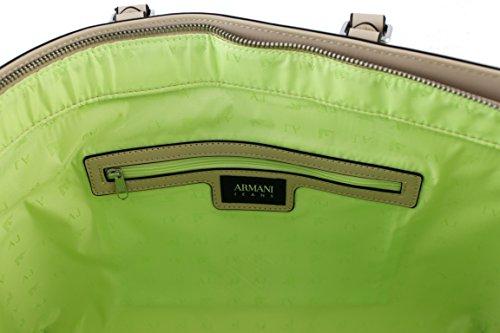 Armani Jeans 922210, Borsa tote donna nero nero B 43 x H 28 x T 11 beige