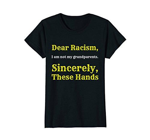 Womens Pro black power t-shirt. Medium - Pro Black Apparel