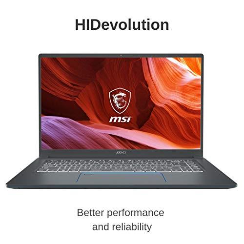 Compare HIDevolution MSI Prestige 15 A10SC (Prestige15011-HID5) vs other laptops