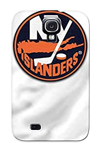 Galaxy S4 Case Slim [ultra Fit] New York Islanders Protective Case Cover(best Gift Choice For Friends)
