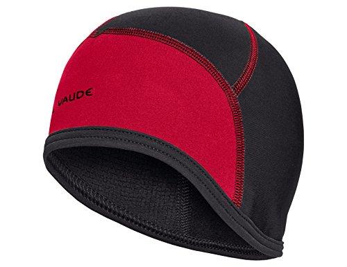 (VAUDE Bike Cap, Indian Red, Medium)