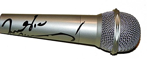 Microphone Signed Autographed (Queen Freddie Mercury Autographed Signed Microphone Autographed Signed Facsimile)