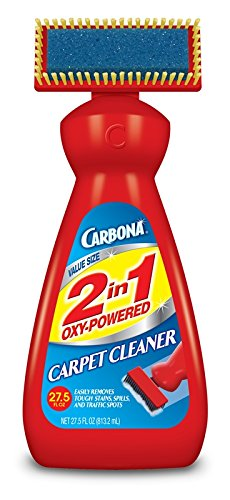 Carbona 2 in 1 Oxy-Powered Carpet Cleaner, 27.5 Ounce