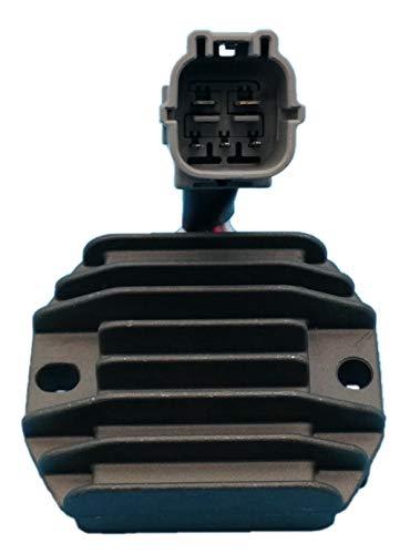 Tuzliufi Replace Voltage Regulator Rectifier Yamaha YFM 350 YFM350 YFM350X YFM350FX X FX 350X 350FX Warrior California Wolverine 4KB-81960-10-00 2002 2003 2004 2005 New Z242