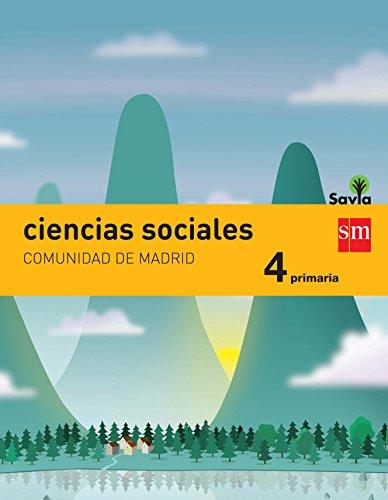CIENCIAS SOCIALES 4ºEP MADRID 15 INTEGRADO SAVIA SMCSO14EP