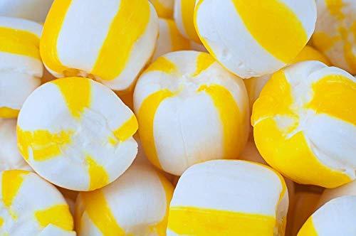 Stewart Candy Old Fashioned Pure Cane Sugar Lemon Candy Balls