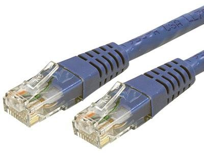 StarTech MAKE POWER-OVER-ETHERNET-CAPABLE GIGABIT NETWORK CONNECTIONS - 5FT CAT 6 PATCH C