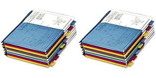 Cardinal Expanding Pocket Dividers (CRD84013), 2 Packs