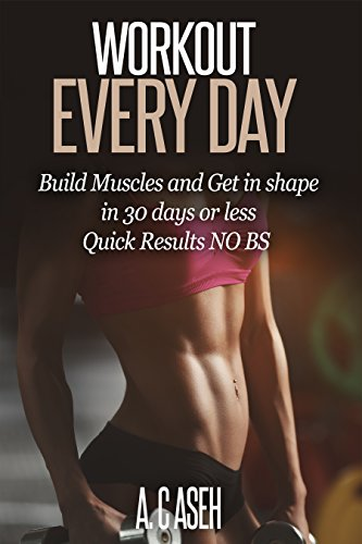 Workout Every Day 20 Minutes Home 30 Days NO BS Body Challenge