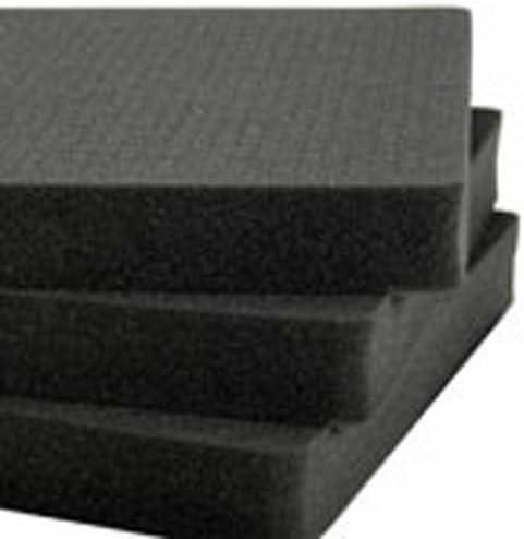 Pelican 1632 Pick N Pluck Foam Set Negro - Caja (Espuma, Negro, Pelican 1630 Case): Amazon.es: Informática