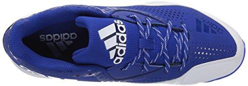 Adidas Performance Kvinner Poweralley 4 M Tpu Softball Sko Kollegialt Royal / Hvit / Hvit