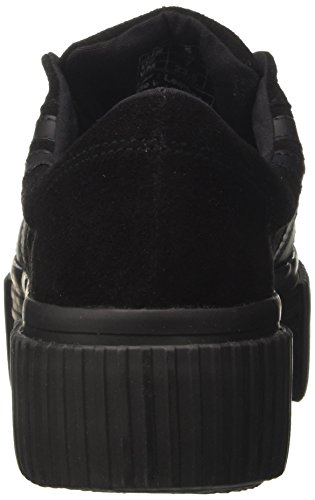 Jeffrey Campbell Damen Jcpmongosue Low-Top Nero (Suede Black)