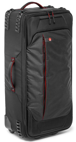 Manfrotto MB PL-LW-88W Rolling Organizer (Black)