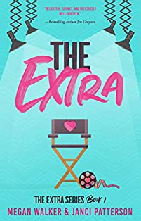 The Extra by Megan Walker ebook deal