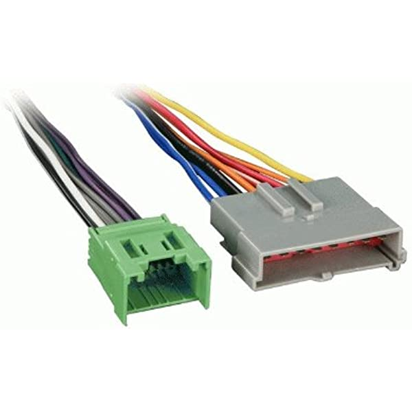 Amazon.com: Metra 70-5600 Radio Wiring Harness for Ford 95-98 Power/4  Speaker: Car Electronics | Ford Radio Wiring Harness |  | Amazon.com