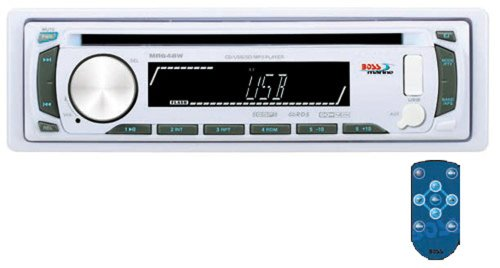 Boss Marine Radio MR 648W Radio/CD/MP3
