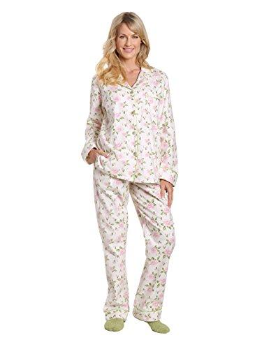 Womens 100% Cotton Flannel - 5
