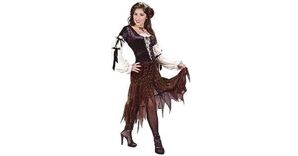 Amazon.com: Gypsy Rose – Adulto Disfraz: Clothing