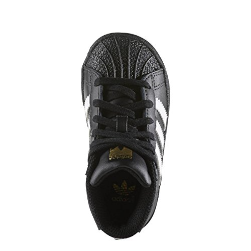 adidas Originals Baby Pro Model Inf Sneaker, Core Black, Ftwr White, Gold Met. , 4K M US Infant by adidas (Image #1)