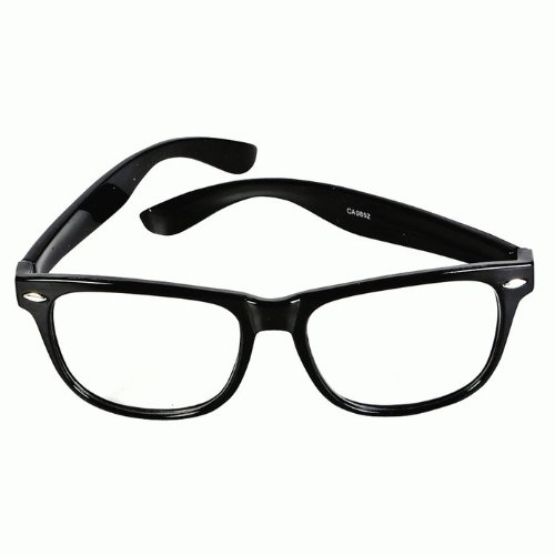 Nerdy Glasses Party Accessory - Glasses Kids Nerd