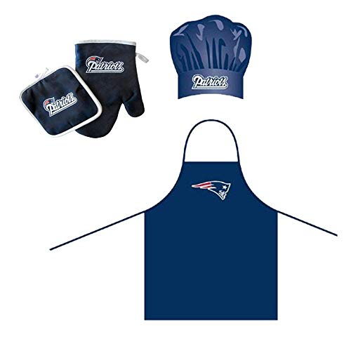 Pro Specialties Group NFL Barbeque Apron, Chef