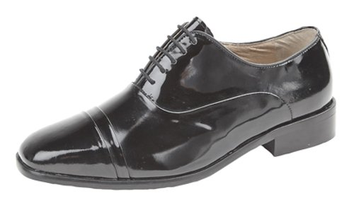 Montecatini ,  Herren Oxford , Schwarz - schwarz - Größe: 44