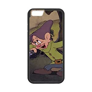 iphone6s 4.7 inch Phone Case Black Disney Snow White and the Seven Dwarfs Character Dopey ESTY7858851